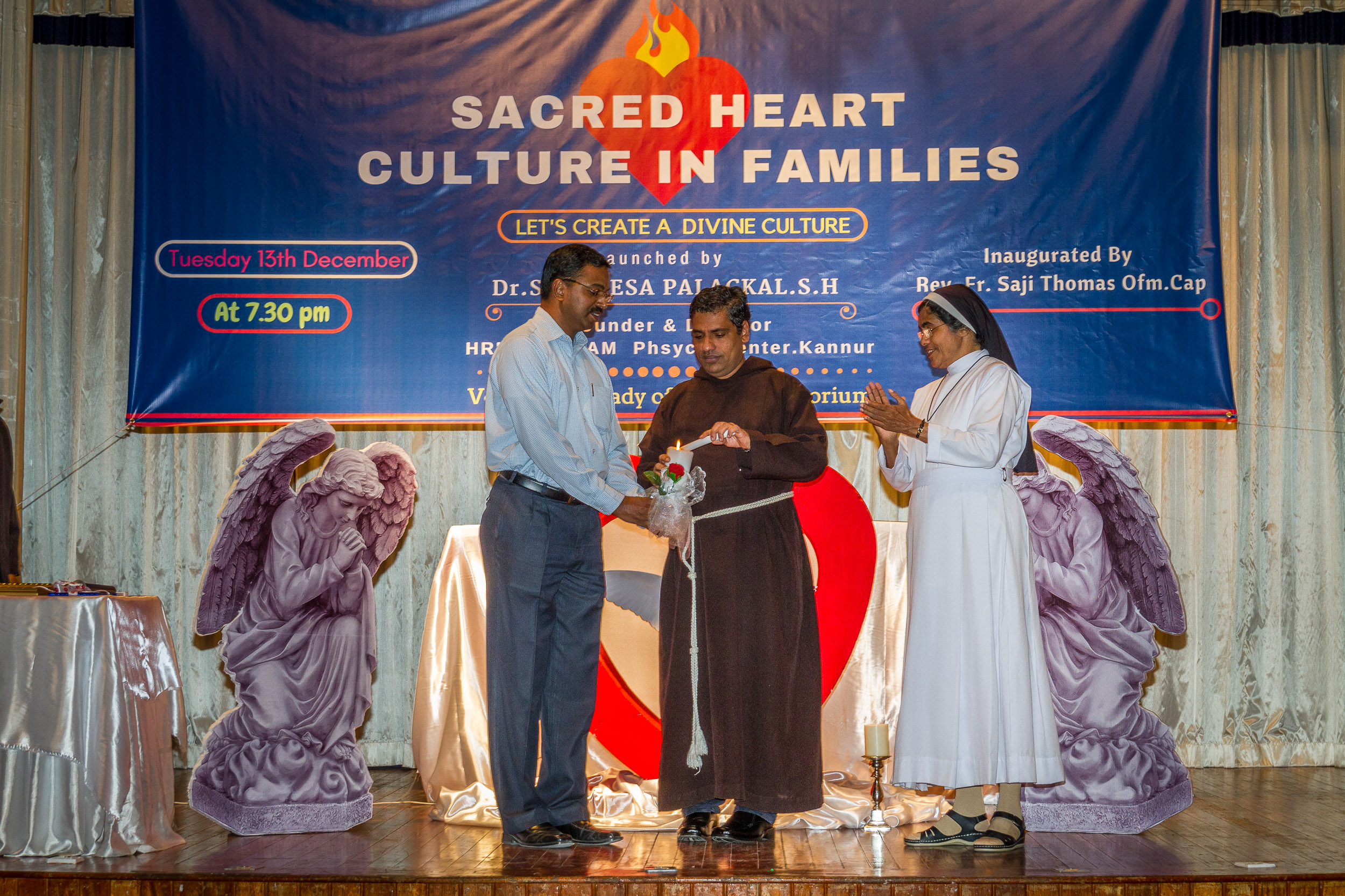 SACRED HEART CULTURE FOR FAMILIES